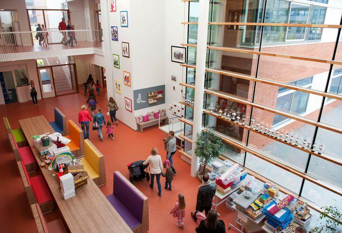 Basisschool De Twaalfruiter in 2014.