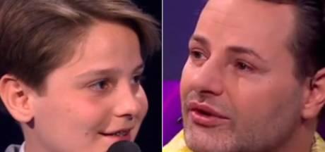 Fred van Leer tot tranen geroerd als Boele (12) zegt dat hij op jongens valt: 'Dit gaat jou veel opleveren'