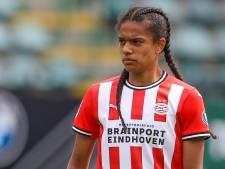 Esmee Brugts geeft PSV creativiteitsinjectie op het middenveld: 'Zij doet altijd leuke dingen, heeft elke wedstrijd goede acties'