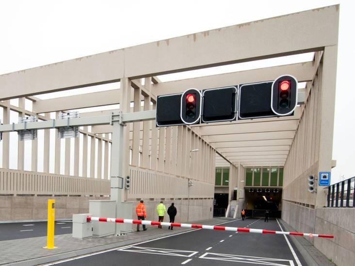 Utrechtse politiek niet blij met problemen rond Stadsbaantunnel