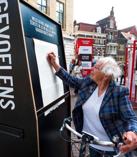 Dit vindt Utrecht van omstreden Gouden Koets: 'Pak de elektrische auto. Scheelt ook paardenpoep'