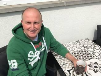 Zanger Yves Segers trekt naar eet- en praatcafé Quattro voor eerste koffie en biertje: bekende streekgenoten kijken uit naar opening horecaterrassen