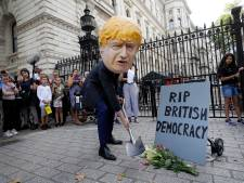 Britse koningin keurt schorsing parlement goed