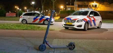 Man verliest in Soest macht over illegale step en raakt gewond aan zijn hoofd