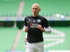 LIVE | Robben terug in selectie Groningen: 'Kans is groot dat hij gaat spelen'