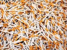45 miljoen illegale sigaretten gevonden bij inval in loods Oude-Tonge