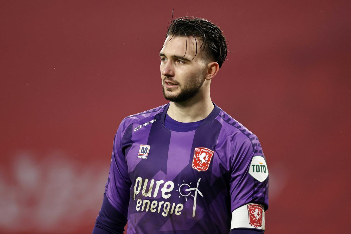 Joël Drommel eerder dit seizoen tijdens het duel met PSV.