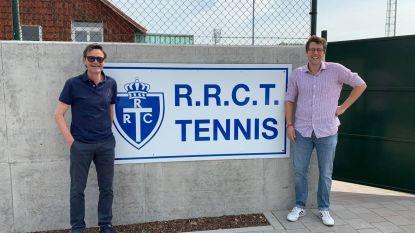"""Lukas (25) is jongste voorzitter ooit voor tennisclub Royal Racing Tienen: """"Nog meer Tienenaars warm maken voor onze sport"""""""