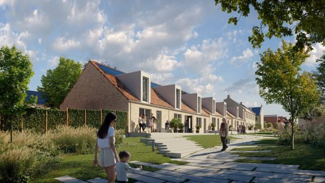 Nu écht groen licht voor Bergse Buren, de nieuwe wijk in Fort-Zeekant