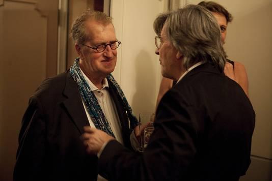 Bij de 60ste editie van het Boekenbal, voorjaar 2011.