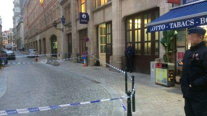Man die Brusselse agent neerstak met mes aangehouden voor poging tot doodslag met terroristisch karakter