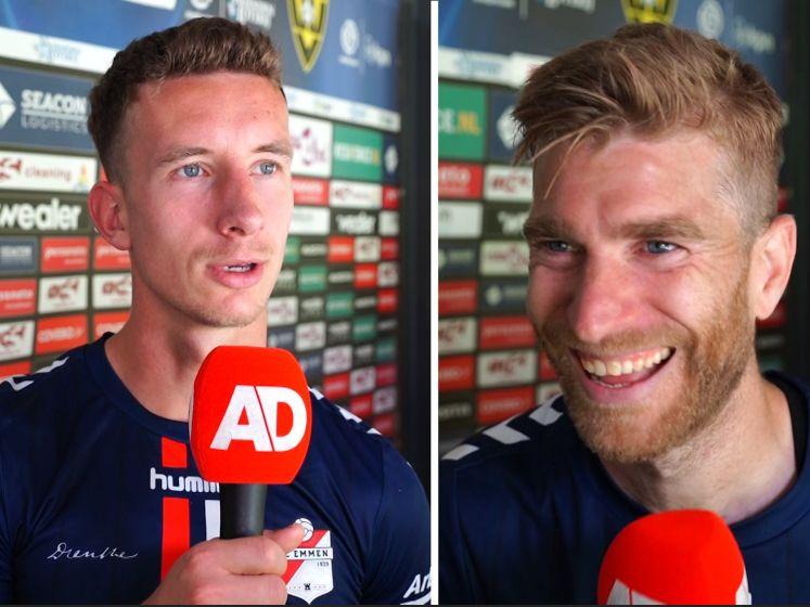 Michael de Leeuw: 'De druk ligt bij ons in de play offs'