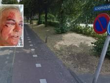 Spijkenisser onder het bloed op fietspad gevonden: 'Mijn man is gewoon bruut beroofd'