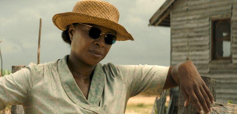Mary J Blige in 'Mudbound'.