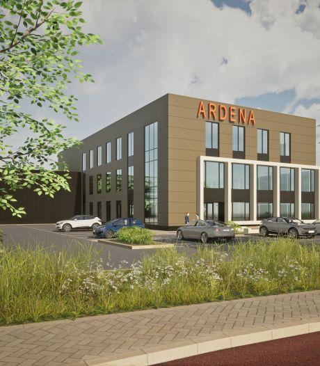 Ardena verlaat Pivot Park en bouwt aan Kantsingel
