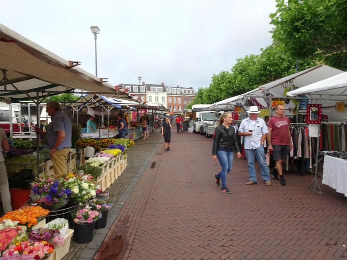 Over het ontwerp van de Markt in Boxtel zijn bezoekers tevreden, maar over het parkeren niet.