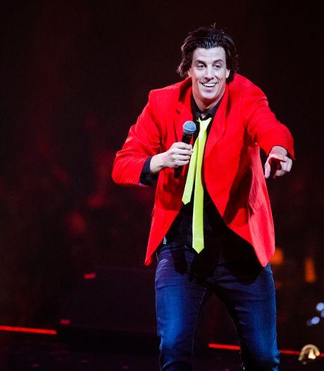 Rob Kemps blij verrast met Frans chanson van Snollebollekes-hit Links Rechts: 'Fantastisch!'