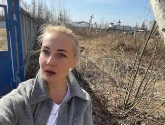 """Navalny's vrouw na eerste bezoek in strafkamp: """"Ik maak me nu nog meer zorgen om hem"""""""