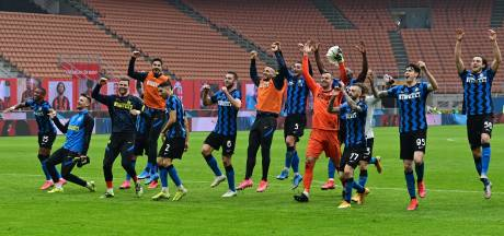 De Vrij na zege op rivaal Milan op weg naar eerste echte kroon
