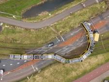 Buurtbewoners over ongeluk Uithoflijn: 'Het moest hier een keer misgaan met die tram'
