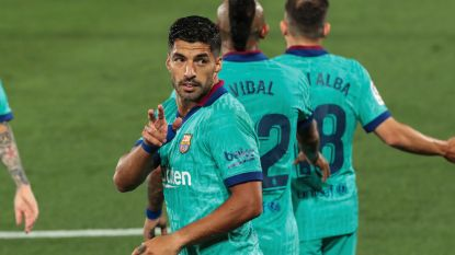 LIVE. Goal Messi afgekeurd, het blijft 1-3