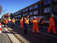 Laatste check voordat Haagse tramlijn 1 weer tot leven komt