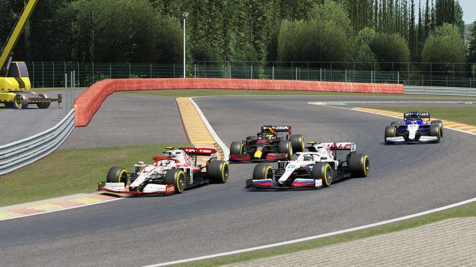 Binnenkort kunnen bezoekers van Circuit Zandvoort virtueel de baan op.