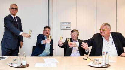 """Nieuwe fusieclub KSC Lokeren-Temse is geboren: """"Samenwerking tussen twee voetbalgemeenschappen"""""""