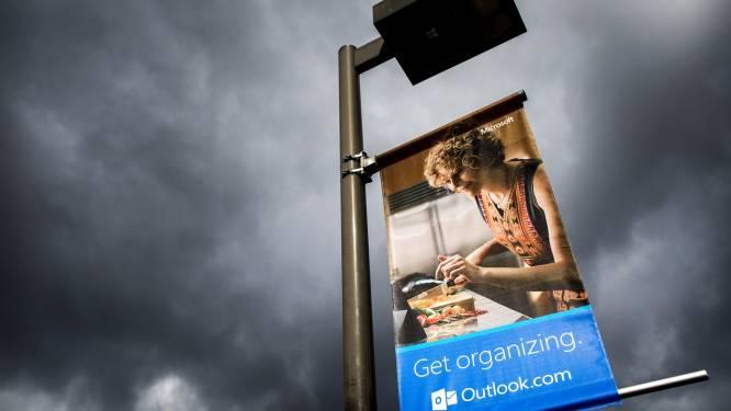 Microsoft sleutelt aan Outlook-app