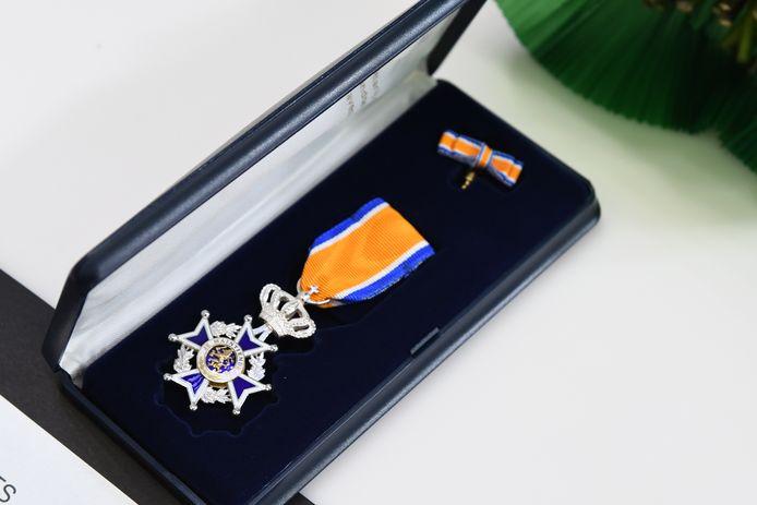 22 inwoners van de gemeente Ede zijn verrast met een Koninklijke onderscheiding.