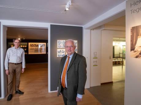 Tegelmuseum in beeld gebracht door MuseumTV en dat komt goed in tijden van lockdown