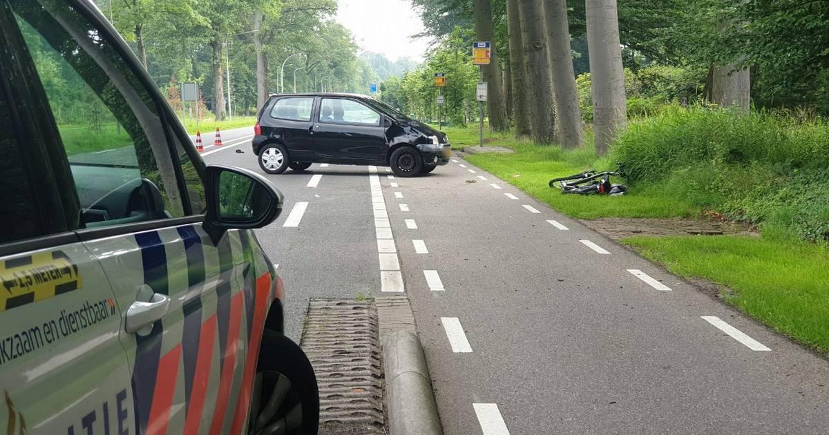 N732 tussen Enschede en Lonneker afgesloten na ernstig ongeluk.