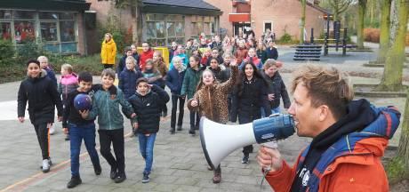 Unicef speurt op Osse school De Korenaer naar nieuwe rechten voor álle kinderen