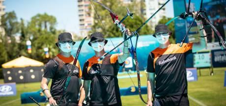 EK-goud Oranje-boogschutters opsteker voor Olympische Spelen
