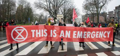 Extinction Rebellion, bekend van blokkeren kruispunten, wil legaal protesteren in Tilburg