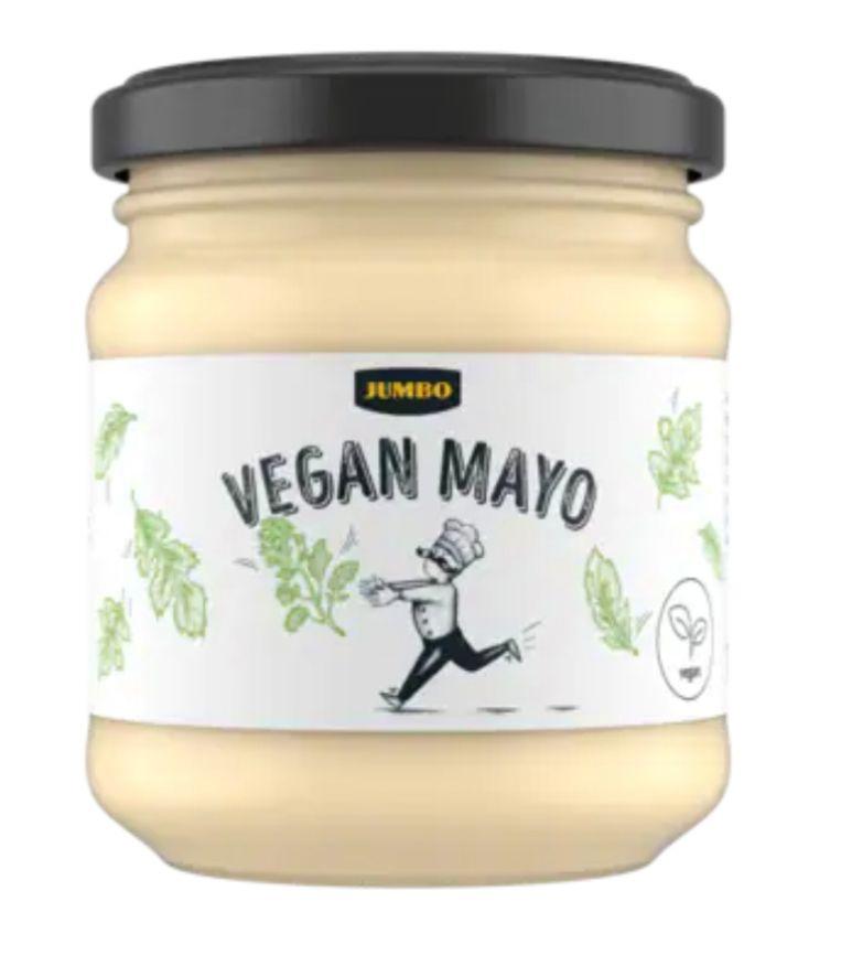 Jumbo Vegan Mayo Beeld