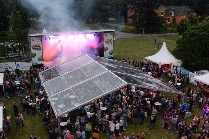 In Mill zijn ze vertrouwd met een feestje vieren in het Aldendrielpark, zoals hier in de zomer van 2014.