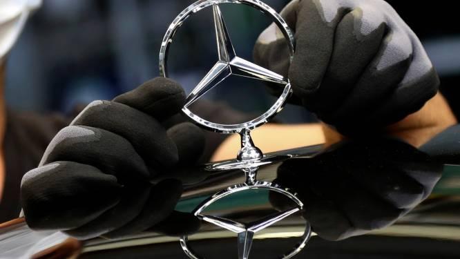 Mercedes-Benz roept ook in België wagens terug voor software-update eCall