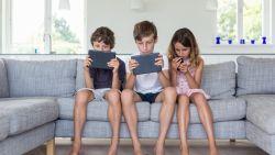 Grote baas Apple vindt dat kinderen niet op sociale media thuishoren