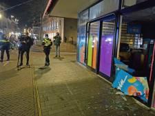 Schade na rellen in Enschede: ook juwelier en Primark moesten het ontgelden