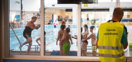 Succesvolle coronavuurdoop voor Tiels zwembad