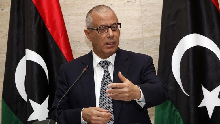 Ali Zeidan Beeld reuters