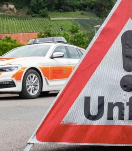 Un Belge perd la vie dans un accident de la route en Suisse