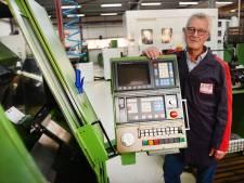 Jan Geuvers 'draait' al een halve eeuw in Haaksbergen: 'Nooit last gehad van een generatiekloof'