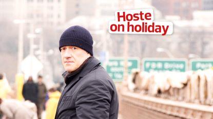 """Geert Hoste heeft last van 'grensangst': """"Ik vloog achter slot en grendel in een klein kamertje. Urenlang"""""""