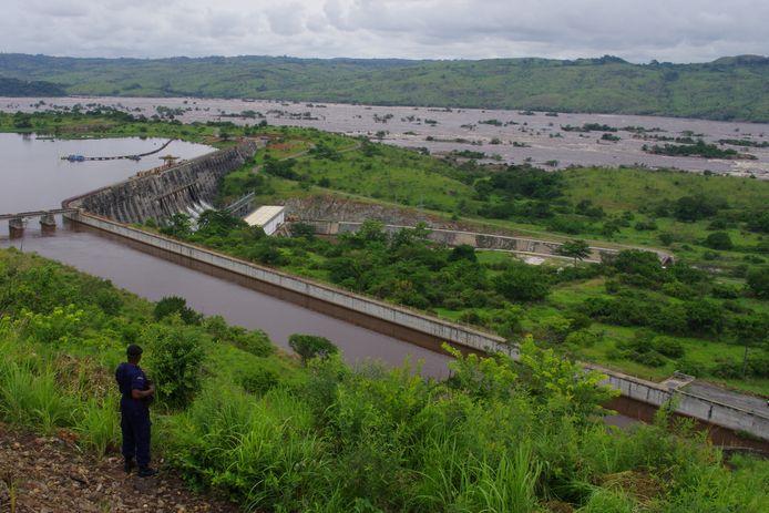 De Congo-rivier.