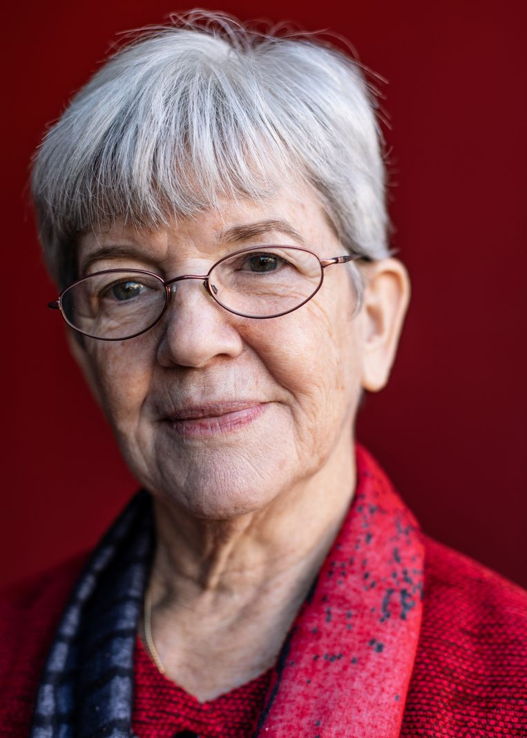 Judith Coutinho (68) Beeld Lin Woldendorp