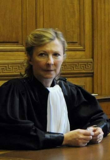 Rechter Christine Schurmans
