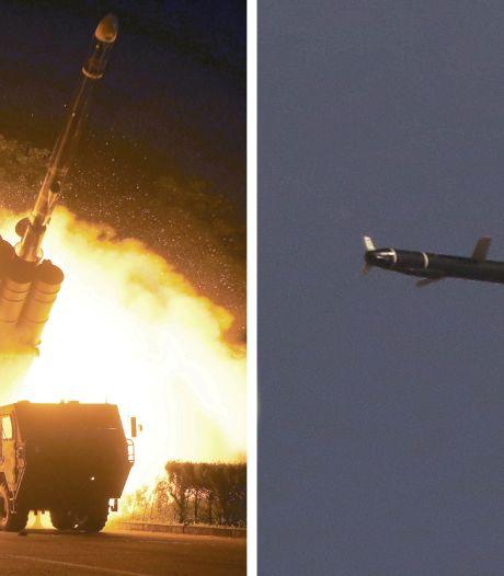 La Corée du Nord a tiré deux missiles vers la mer du Japon