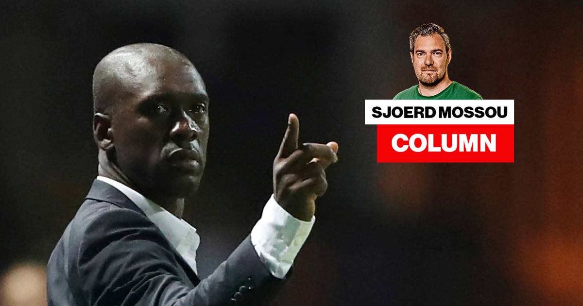 Clarence Seedorf had gelijk, behalve over zichzelf   Nederlands voetbal - AD.nl